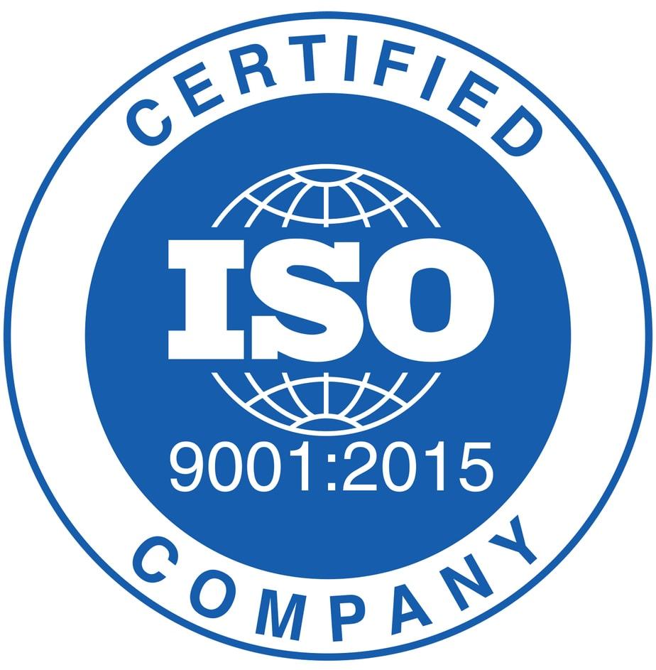 Сертификат системы менеджмента качества на предприятии